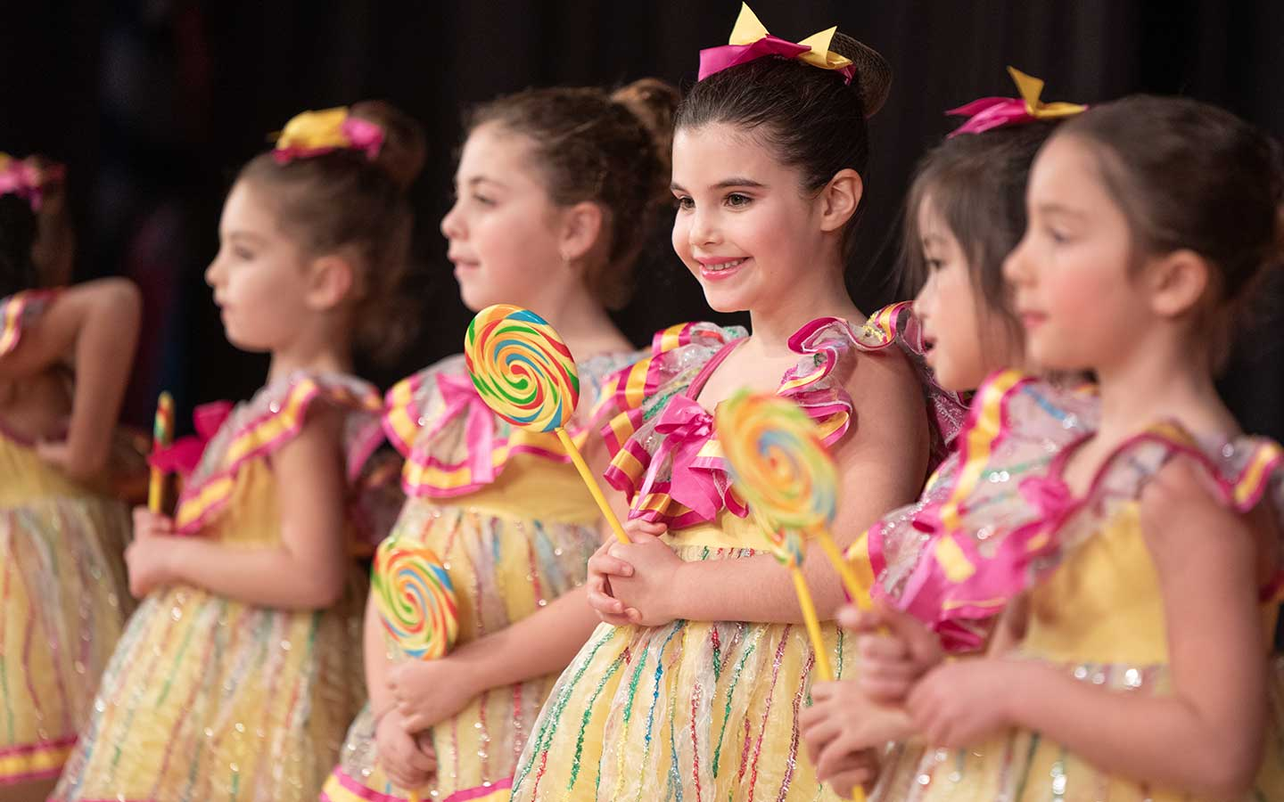 Nutcracker 2019 Lollipops